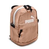 Puma 後背包 Classic Backpack 粉 黑 女款 兒童款 包包 【ACS】 07615403