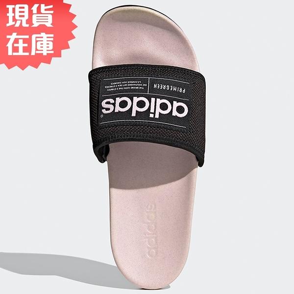 【現貨】ADIDAS ADILETTE COMFORT SLIDES 女鞋 拖鞋 休閒 柔軟 黑 粉【運動世界】FZ1700