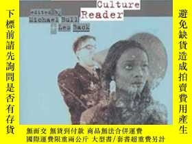 二手書博民逛書店The罕見Auditory Culture Reader (sensory Formations)Y36468
