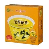 天仁袋茶防潮包-茉莉花茶2g x100入【愛買】