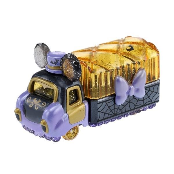 TOMICA JW 首飾收納珠寶車 2019年 萬聖節米奇 日本7-11限定款 TOYeGO 玩具e哥