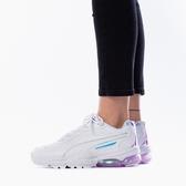 【折後$2880再送贈品】PUMA CELL STELLAR GLOW 獨角獸 雷射 老爹鞋 白紫 女鞋 37170701