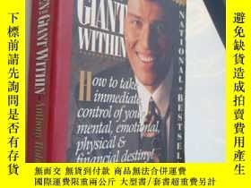 二手書博民逛書店awaken罕見the Giant within 喚醒心中的巨人