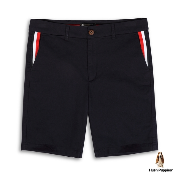 Hush Puppies 短褲 男裝三色織帶休閒長褲
