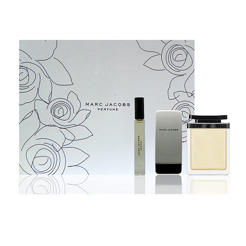 Marc Jacobs Eau de Parfum Spray 同名女香淡香精 100ml 禮盒