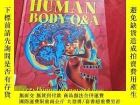 二手書博民逛書店HUMAN罕見BODY Q&AY179070 HUMAN BOD