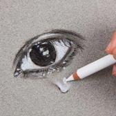 白炭筆高光筆白色黑色素描鉛筆畫筆套裝 全館免運