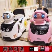 兒童電動車遙控四輪室內童車xw 【【八二折鉅惠】】