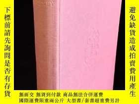 二手書博民逛書店The罕見diary of fanny burney布面精裝17