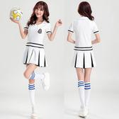 【優選】球寶貝套裝啦啦隊服裝吧制服ds演出服裝