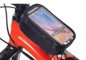 山地車自行車車前觸屏手機包自行車包送充電寶配件【快速出貨】