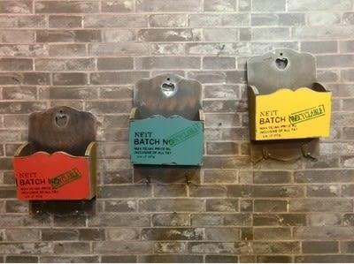 [協貿國際]   壁飾挂件家居裝飾收納牆面裝飾品  (1入)