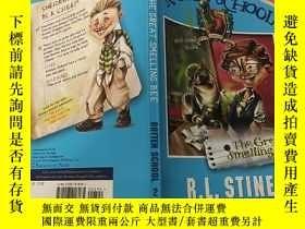 二手書博民逛書店ROTTEN罕見SCHOOL:爛學校Y200392