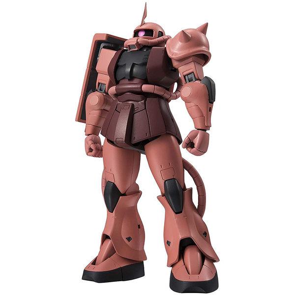 BANDAI ROBOT魂 MS-06S 夏亞的薩克 II ver. A.N.I.M.E._BD03820