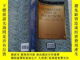 二手書博民逛書店alternative罕見dispute resolution