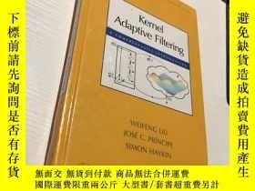 二手書博民逛書店kernel罕見adaptive filtering(內核自適應濾波)Y237539 welfeng liu