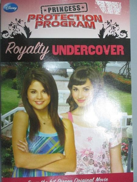 【書寶二手書T9/少年童書_LCB】Royalty Undercover_Loggia, Wendy