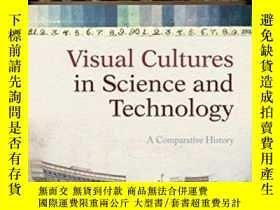 二手書博民逛書店Visual罕見Cultures In Science And