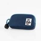 CHUMS Eco Coin Case 收納包 深藍 CH600853N001【GO WILD】