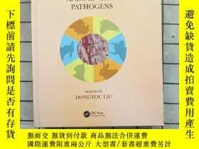 二手書博民逛書店Molecular罕見Detection of Animal Viral Pathogens 進口原版 Y26