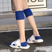 透明襪子女小腿襪夏季薄款水晶襪ins潮長襪中筒襪玻璃絲襪網紅款 雙十二全館免運
