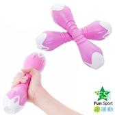 FunSport 創意訓練啞鈴一對(2公斤)粉紅色 (1支1公斤)