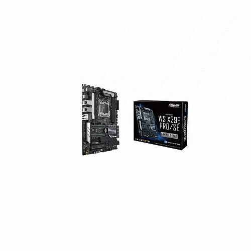 【綠蔭-免運】華碩 X299 PRO/SE WS 主機板