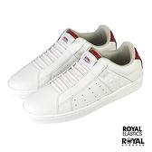 Royal Elastics Genesis 白色 皮質 套入 運動休閒鞋 女款 NO.J0515【新竹皇家 91902-001】