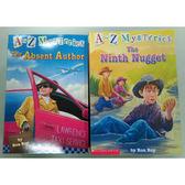 讀本套書優惠 A TO Z Mysteries 1-26集