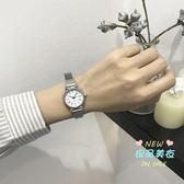女士手錶 法國小眾手錶森女學生韓版簡約復古文藝小清新性原宿風防水學院風 6色