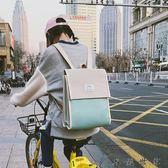 高中學生雙肩包百搭簡約街拍背包