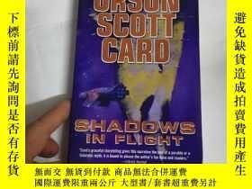二手書博民逛書店Shadows罕見in flightY206777 Drson