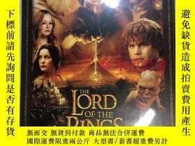 二手書博民逛書店罕見魔戒 海報 The Lord of the Rings Mo