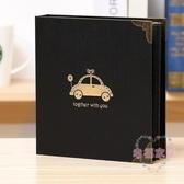 相冊本插頁式4/5/6寸照片家庭簡約小清新影集韓國創意個性相簿