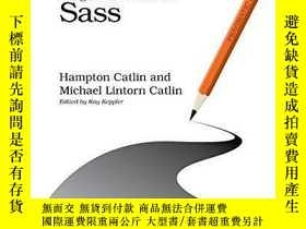 二手書博民逛書店Pragmatic罕見Guide To SassY364682 Hampton Catlin Pragmati