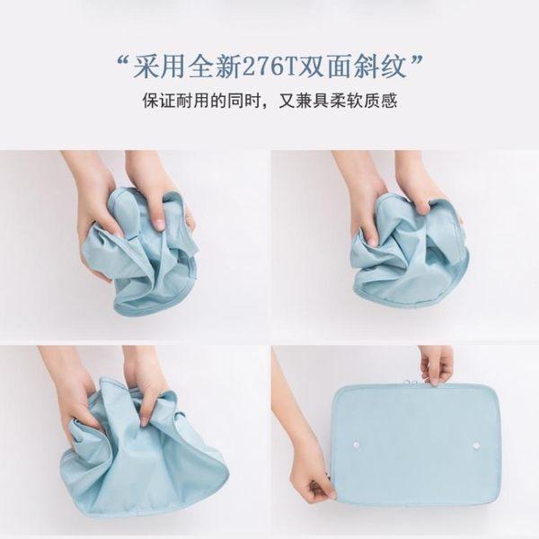 雙12購物節   旅行收納袋套裝行李箱衣服收納整理袋旅游鞋子衣物內衣收納包   mandyc衣間