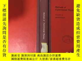 二手書博民逛書店Methods罕見of Experimental Phrsics