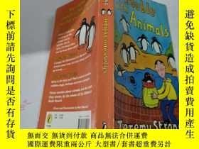 二手書博民逛書店trouble罕見with animals:動物的麻煩Y212829