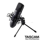 【南紡購物中心】TASCAM 電容式麥克風 TM-80(B) 黑色