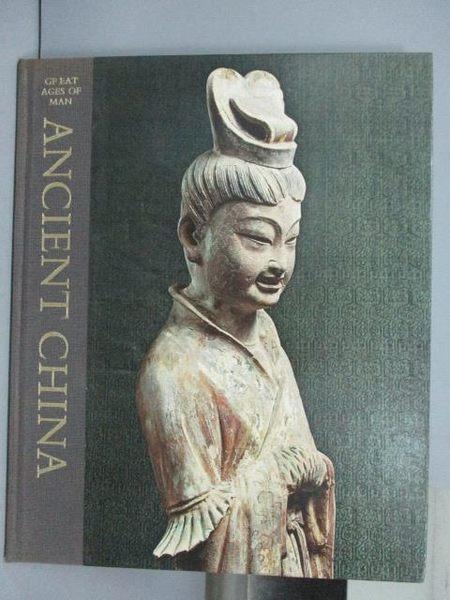 【書寶二手書T7/藝術_QCW】ANCIENT CHINA