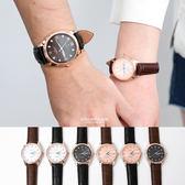 范倫鐵諾˙古柏 玫瑰金皮革錶【NEV44】原廠公司貨