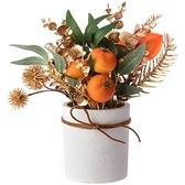 盆花擺飾 大吉大利 大尺寸款