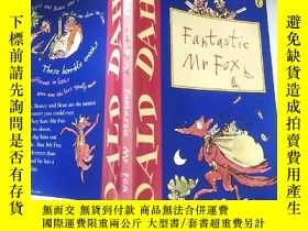 二手書博民逛書店fantastic罕見mr fox 太棒了福克斯先生. .,~,Y200392