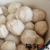 【海鮮主義】㊣純正布袋虱目魚丸 ( 550g/包)