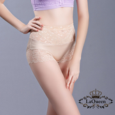 La Queen V型加壓平腹高腰蠶輕塑褲(7321 膚)