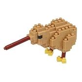 《 Nano Block 迷你積木 》BC-249 奇威鳥 / JOYBUS玩具百貨
