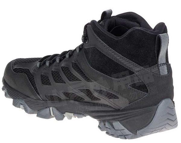 Merrell 12171 Moab FST Mid Gore-Tex 男GTX多功能健行鞋  運動鞋登山鞋/郊山鞋慢跑
