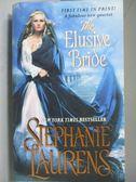 【書寶二手書T4/原文小說_OPU】The Elusive Bride_Laurens, Stephanie