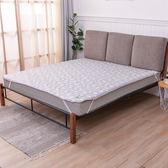 雪白樂園涼感床墊-生活工場