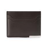 TOD'S Card Holder 信用卡夾 名片夾 卡片夾 咖啡色